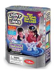 Светящийся конструктор Light Up Links 158 деталей