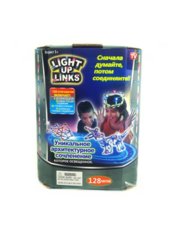 Светящийся конструктор Light Up Links, 128 деталей