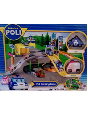 Набор Robocar  Poli parking NO.XZ-154