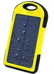 Зарядка Solar Power Bank 5000mah